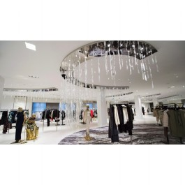 IN PICTURES Saks Fifth Avenue store in downtown Toronto