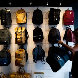 How Vancouver's achingly hip Herschel Supply Co. backpack became so ubiquitous