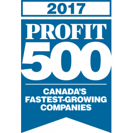 SPICE Technology Group Ranks No. 60 on the 2017 PROFIT 500